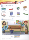 Unit1 Things for School - P3 Let's Learn More